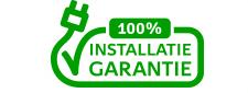 Installatie garantie