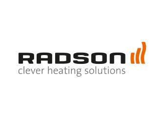Logo Radson verwarming