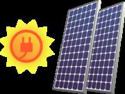 zonnestroomsysteem