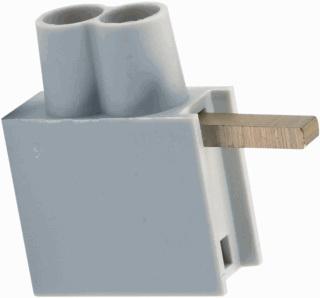 Eaton aansluitklem 2x 10mm stift bovenzijde