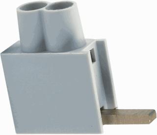 Eaton aansluitklem 2x 10mm stift onderzijde