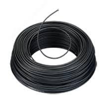 VD draad zwart 1,5mm (100 meter)