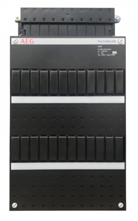 AEG lege groepenkast (220x330mm)