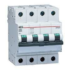 AEG installatieautomaat B16A 3P+N