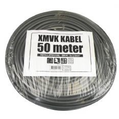 XMvK kabel 3x 2,5mm (rol 50 meter)