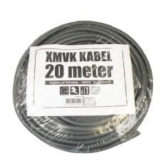 XMvK kabel 3x 2,5mm (rol 20 meter)
