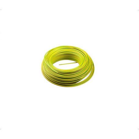 VD draad groen/geel 2,5mm (20 meter)
