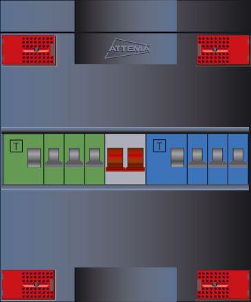 Groepenkast Attema 1-fase 6 groepen (220x220)