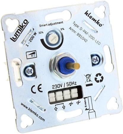 Klemko universele LED-dimmer