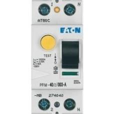 Eaton aardlekschakelaar 30mA 40A 2-polig (aanbieding)