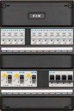 Meterkast Eaton 11 groepen 3-fase