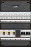 Meterkast Eaton 12 groepen 3-fase