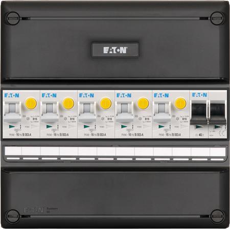 Eaton meterkast 1-fase 5 aardlekautomaten + HS (220x220)