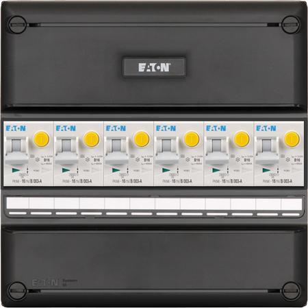 Eaton meterkast 1-fase 6 aardlekautomaten (220x220)