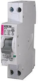 ETI aardlekautomaat 1P+N C16A 30mA (traag)