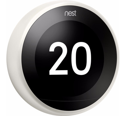 Nest Learning Thermostaat V3 (wit)
