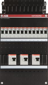 ABB meterkast 1-fase