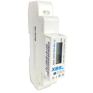 SEP XBS 1-fase kWh-meter