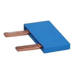 Kamrail 2-pins blauw