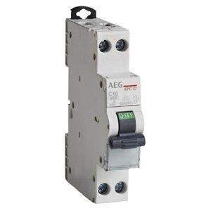 AEG installatieautomaat B16A 1P+N