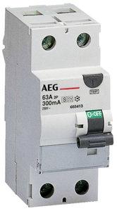 AEG aardlekschakelaar 30mA