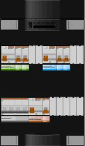 groepenkast-schneider-3-fase