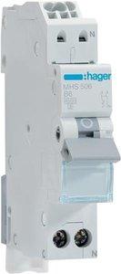 Hager installatieautomaat MHS506
