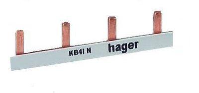 Hager KB41N kamrail